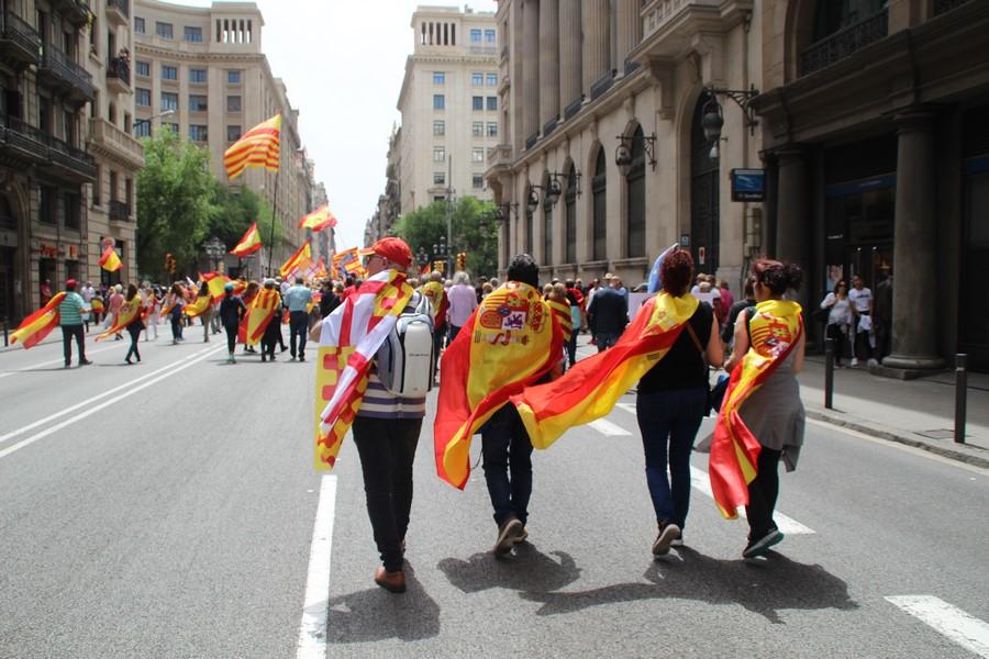 La Sociedad Civil Catalana y Tabarnia saldrán a la calle el 2-Junio en Mataró (Barcelona)