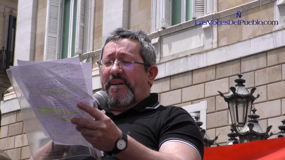 """Barraycoa: """"Los independentistas nos meterían en ataúdes amarillos y nos lanzarían al mar"""""""