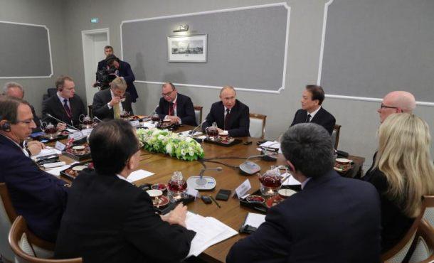 """El presidente de Rusia apoya la Unidad e """"integridad territorial de España"""""""