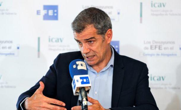 """Cantó (Cs): """"El 155 se queda un poco blandengue con la TV3 y los Mozos (independentistas)"""""""