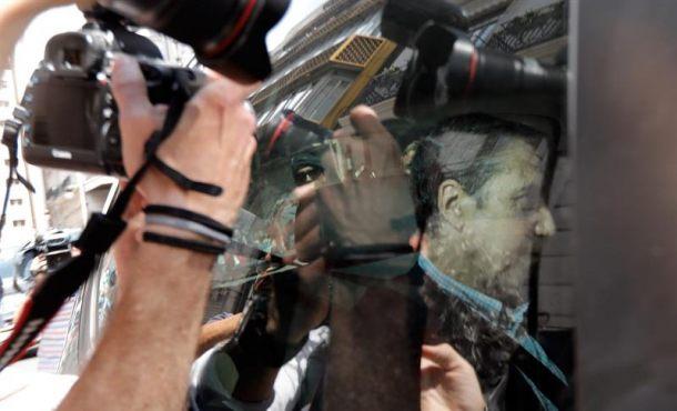 Eduardo Zaplana (PP), detenido por corrupción