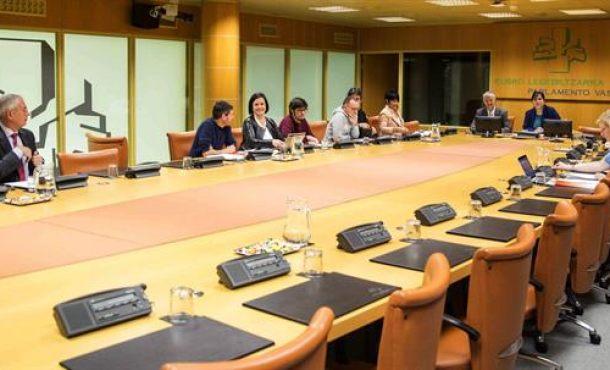 Proetarras de Otegi y PNV incluyen la autodeterminación (Referéndum) en el Estatuto vasco