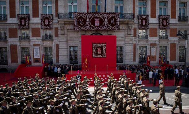 El «Dos de Mayo» de Madrid sin Cristina Cifuentes