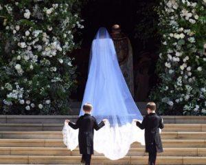 Reino Unido. El príncipe Enrique y Meghan Markle ya son marido y mujer
