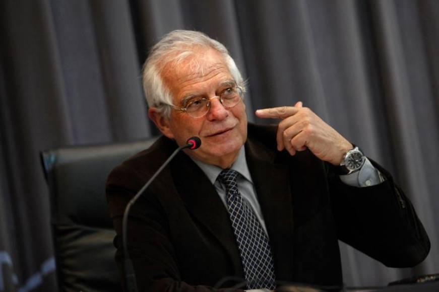 """El ministro Borrell: """"Estamos al borde de un enfrentamiento civil en Cataluña"""""""
