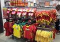 Primark ya vende las camisetas y propagandas españolas en Cataluña