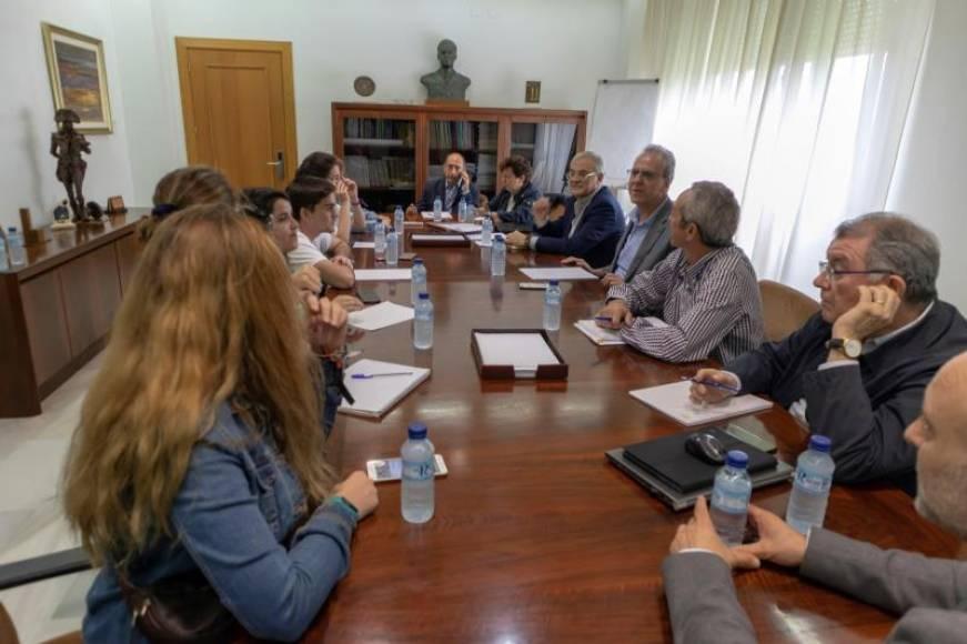 Dimite el vicerrector de la Universidad de Extremadura por filtración de los exámenes