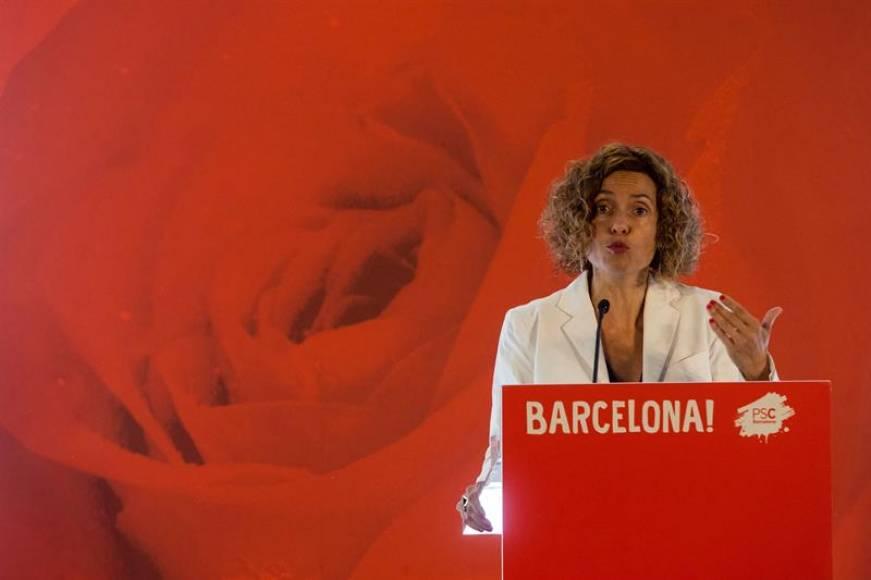 """La ministra Batet ofrece al separatismo una reforma """"urgente"""" para una España federal"""