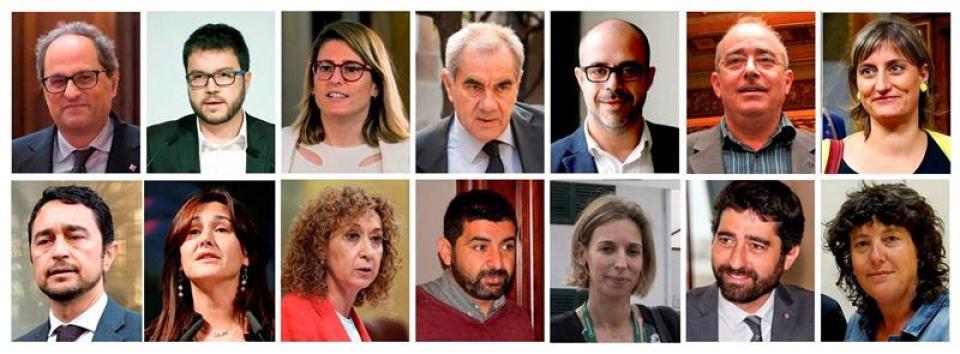 Rajoy da luz verde al Gobierno de Quim Torra