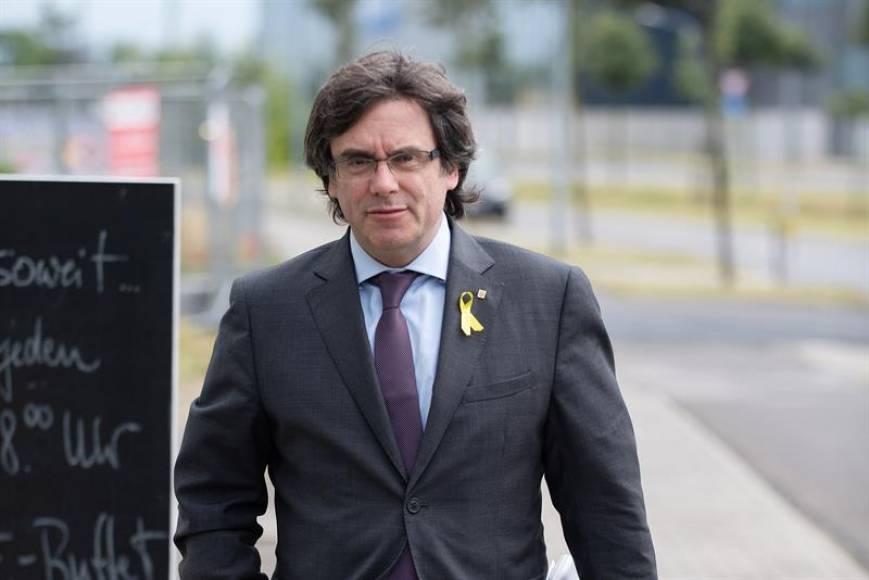 Levantan la suspensión a la candidatura de Puigdemont porque Cataluña ya tiene un presidente