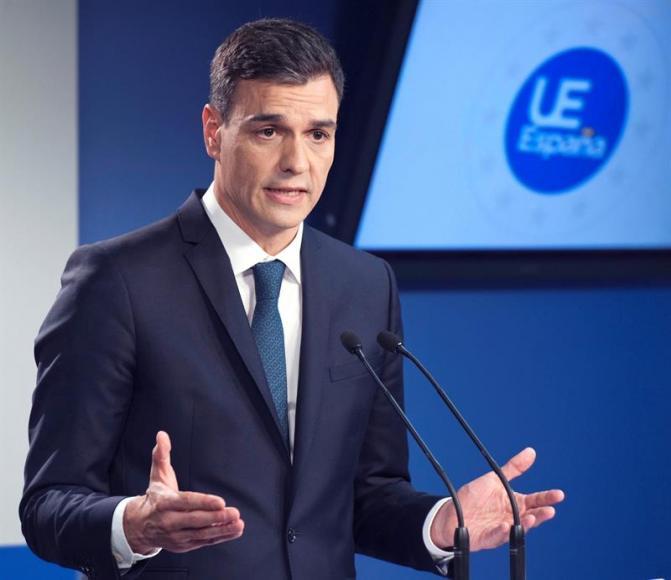 Sánchez acogerá también a los inmigrante islamistas sobrantes en Alemania