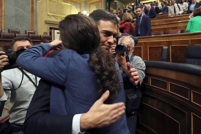 Retos de Pedro Sánchez: Ley electoral, RTVE, diálogo con el independentismo y el paro