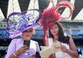 Ascot, la mejor pasarela de sombreros