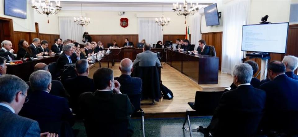 Varios interventores de la Junta de Andalucía ante el Tribunal de los EREs falsos del PSOE