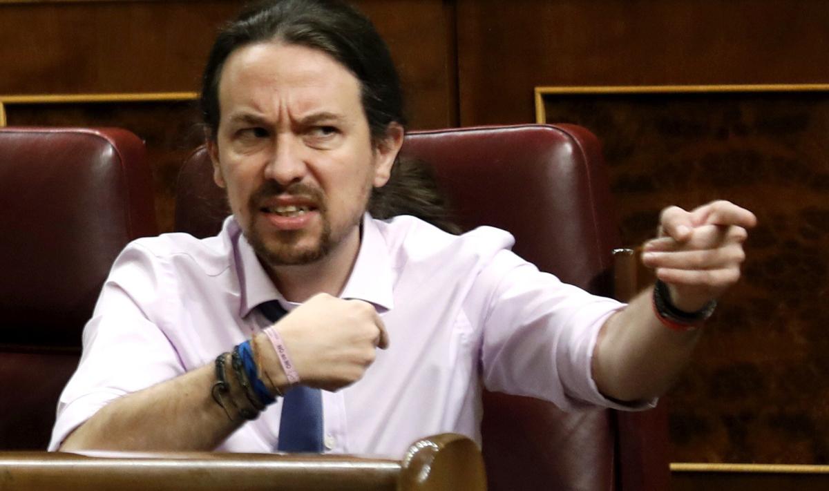 """Pablo Iglesias: Voy """"a gobernar España desde el Congreso de los Diputados"""""""