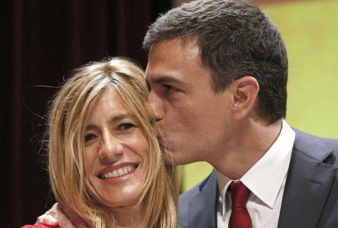 Pedro y Begoña, nuevo estilo en la Presidencia española (Moncloa)