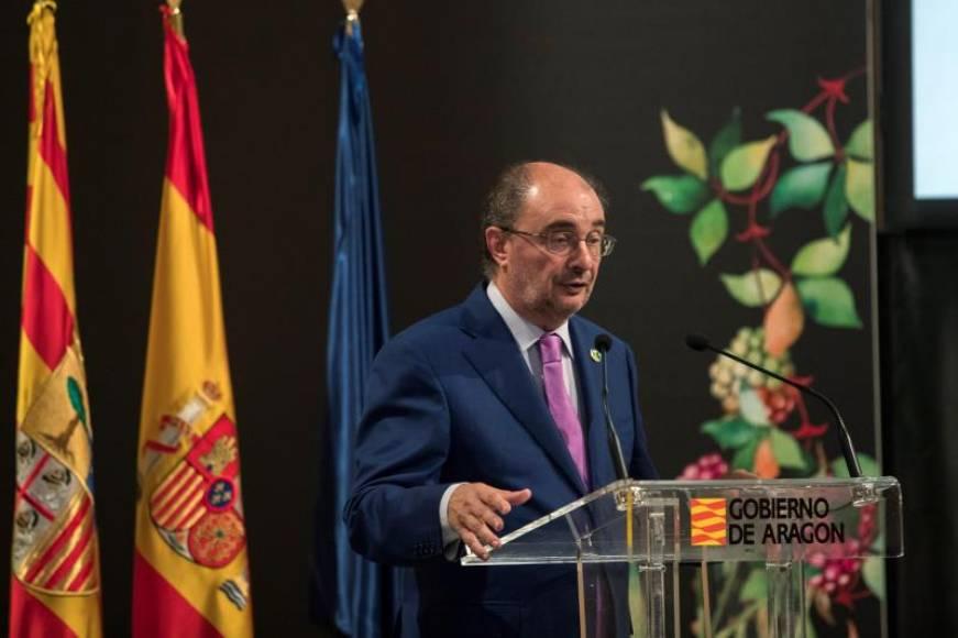 """Presidente del Gobierno de Aragón (PSOE): """"Torra es un oprobio y una vergüenza para España"""""""