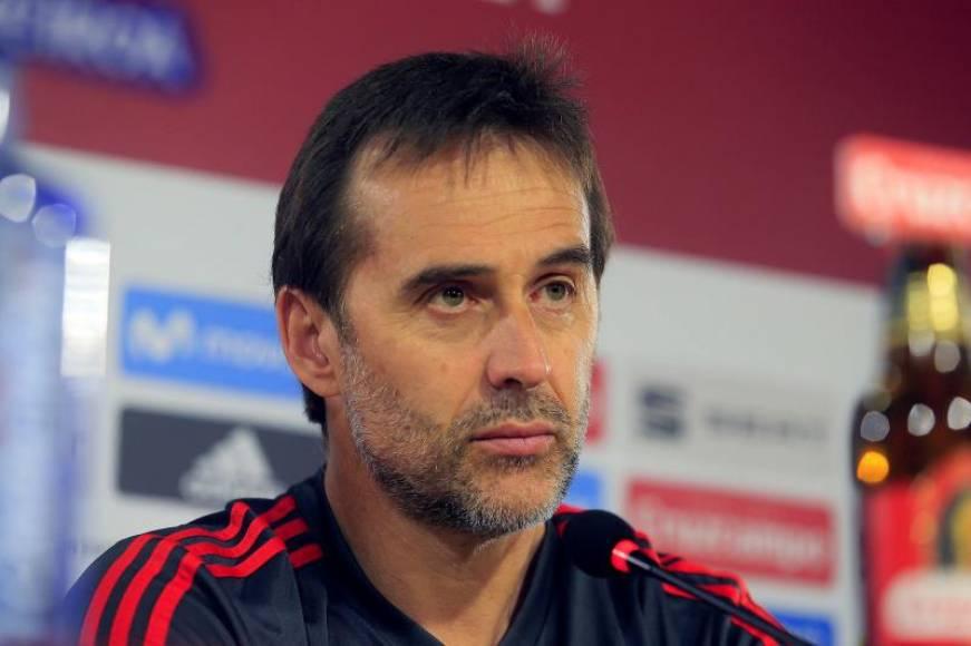 El actual entrenador de la Selección, nuevo entrenador del Real Madrid