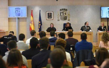 Detenidos, 4 condenados por la agresión de mujeres de la Guardia Civil en Alsasua