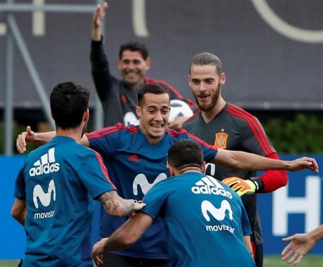 (Mundial 2018) España busca goles ante el muro iraní esta noche en Kazán