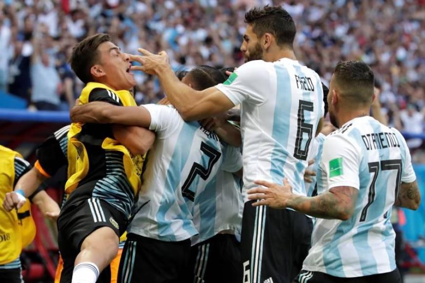 Messi y Argentina, expulsados del Mundial 2018 por Francia (4-3)