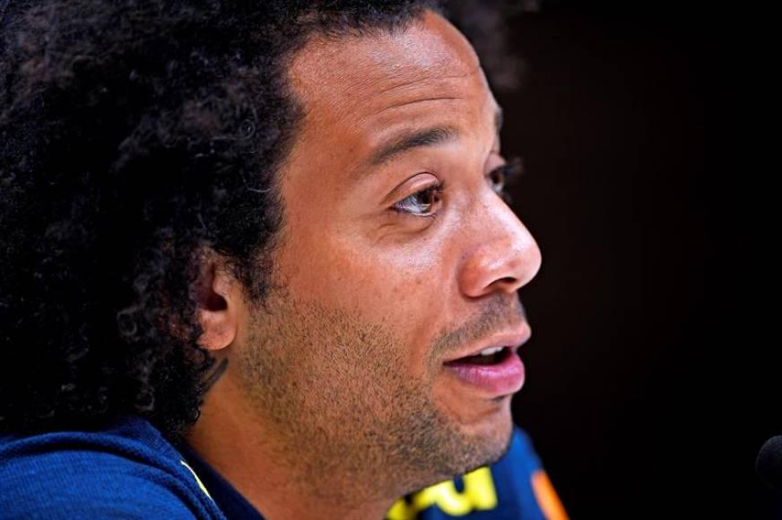 """Marcelo: """"Cristiano no es dueño del Madrid; Neymar tiene la puerta abierta"""""""
