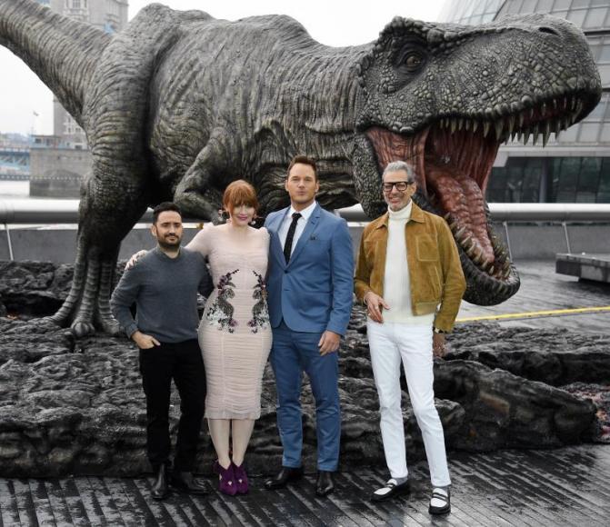 """El """"Jurassic World"""" de Bayona, mejor estreno del año en España"""