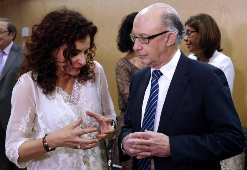 María Jesús Montero, nueva ministra de Hacienda de España