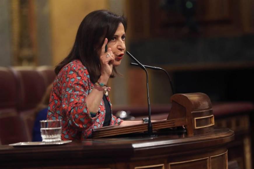 La ex jueza del Tribunal Supremo, Margarita Robles nueva ministra de Defensa de España