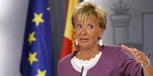 Ha vuelto María Teresa Fernández de la Vega con el Gobierno de Sánchez