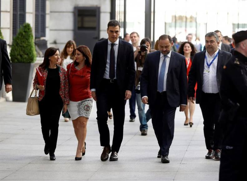 Comienza la segunda sesión de la censura a Rajoy y PP que hará presidente a Sánchez