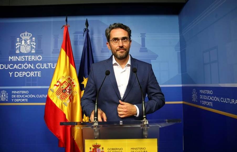 """El ministro dimite porque """"la inocencia no vale de nada ante esta jauría"""" anti-PSOE"""