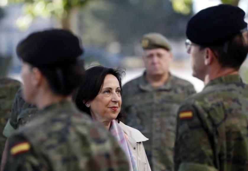 """Gobierno: """"La calidad de vida de los militares deja mucho que desear"""", haremos un esfuerzo"""
