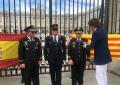 """Condecorados, los Mozos por España y Policía Nacional por su """"defensa d ela Ley"""" en Cataluña"""