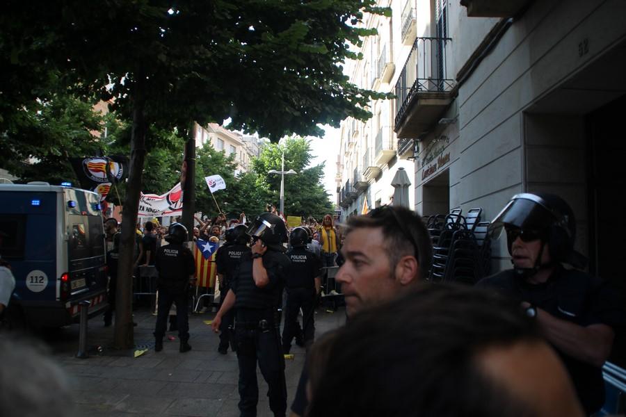 Un neonazi jefe de los CDR en busca y captura confirma que se ha fugado al extranjero