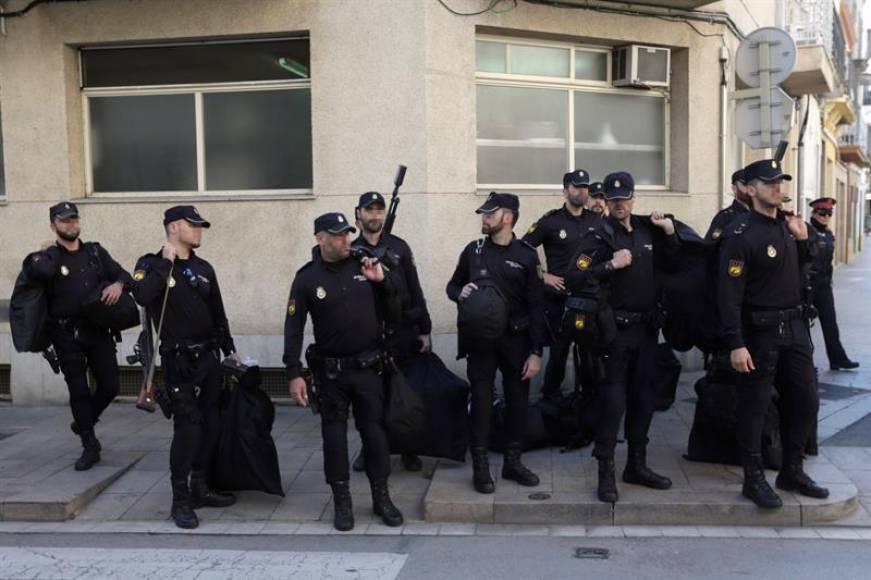 Hoteles Chekin: Independentistas de PSC y ERC nos presionaron para echar a Policías Nacionales
