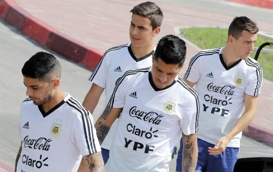 Leo Messi y Argentina contra las cuerdas