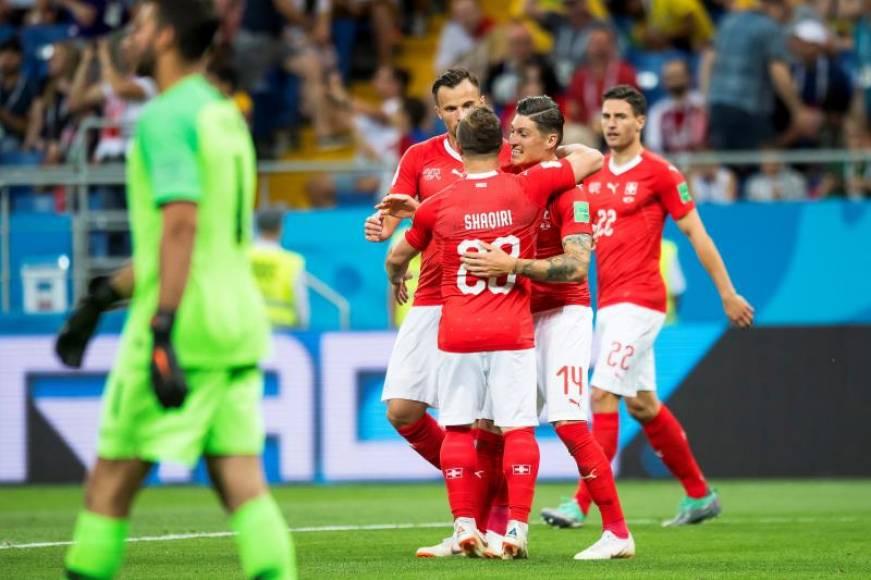 (Mundial 2018) Brasil se atasca ante Suiza (1-1)