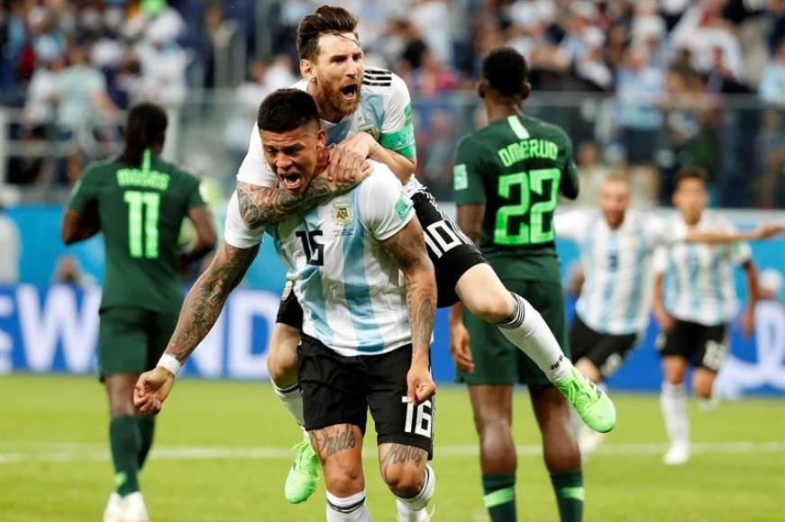 Argentina le pidió a su Papa Francisco convertir Messi en 'Cristiano' (Ronaldo) y funcionó (1-2)