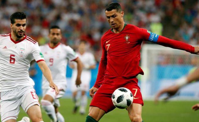 El videoarbitraje (VAR) de Rusia 2018 condenado al Portugal de Cristiano Ronaldo (1-1)