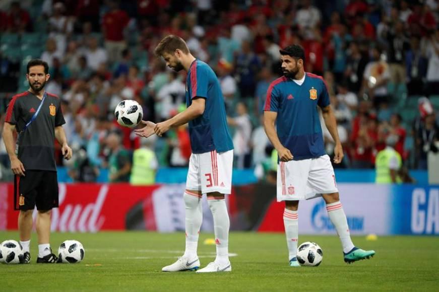 """Piqué deja la Selección, """"ha llegado mi momento"""" y """"es una decisión bastante firme"""""""