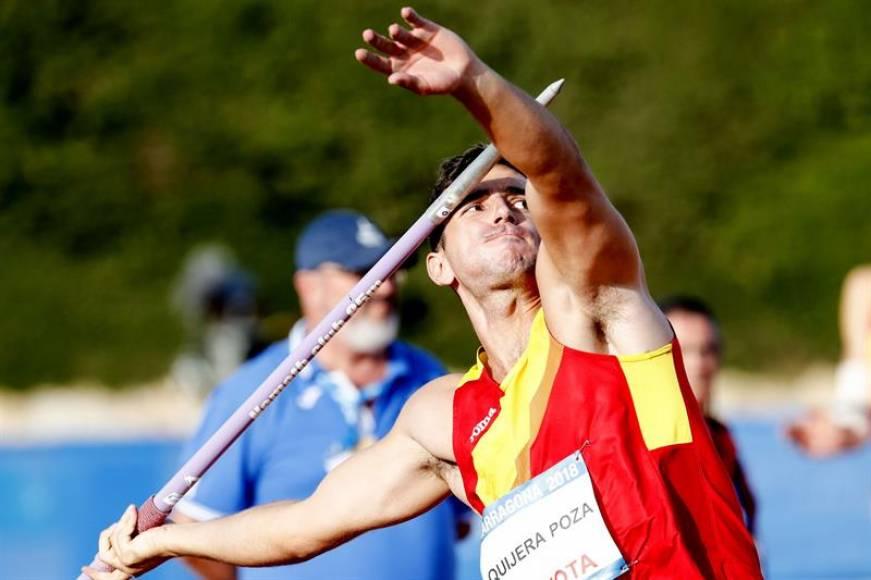 El atletismo español con una lluvia de medallas y primeros oros en Tarragona 2018
