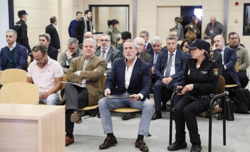 La Justicia prueba la financiación ilegal del PP, condenados Ricardo Costa y la cúpula del PPCV