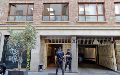 Detenido Jorge Rodríguez (PSOE), alcalde de Ontinyent, por corrupción