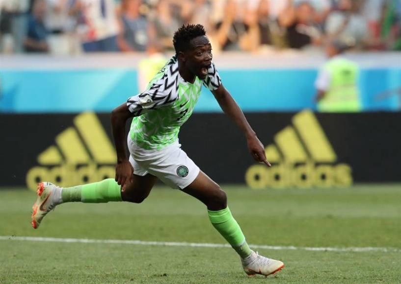 Nigeria resuscita a Argentina de Messi en su mejor partido de un Mundial ante Islandia (0-2)