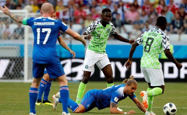 Nigeria ofrece a Argentina y Leo Messi una reválida ante Islandia (0-2)