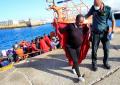Asciende a 118 el número de inmigrantes rescatados este domingo en el Estrecho español