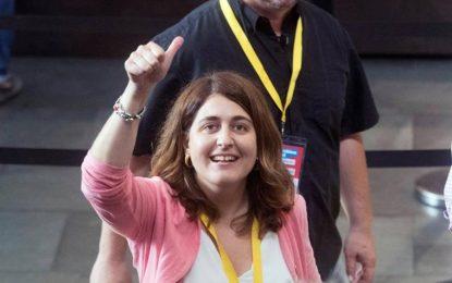 """Dimite la fascista del PDECAT Marta Pascal bajo """"presiones externas"""" del líder nazi Puigdemont"""