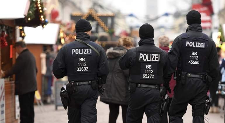 Un atacante apuñala a los civiles en un autobús de Lübeck (Alemania)