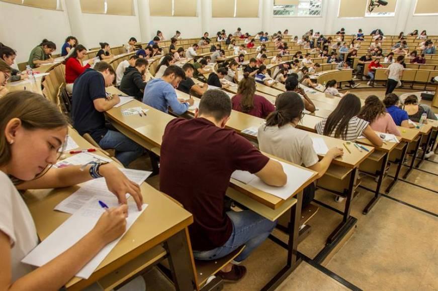 """Llega """"la repesca de julio"""" para el acceso a la Universidad"""